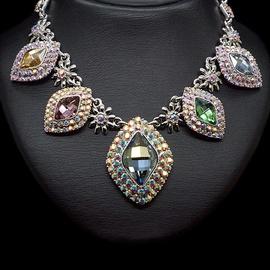 Diamond Sky Necklace Crystal Temptation II With Swarovski Crystals