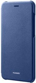 Huawei Original Book Flip Case For Huawei P9 Lite 2017 Blue
