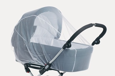 BabyDan Mosquito Net For Pushchairs White