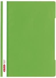 Herlitz Flat File PP Quality A4 Light Green