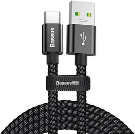 Baseus Double Fast USB To USB Type-C Cable 5A 1m Black