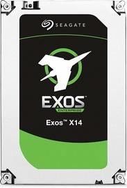 """Seagate Exos X14 12TB 7200RPM 256MB 3.5"""" SAS"""