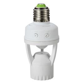 Vagner ST451B Bulb Socket with Timer E27 White