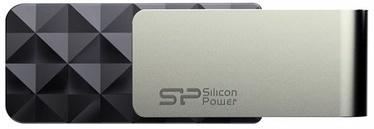USB mälupulk Silicon Power Blaze B30 Black, USB 3.0, 16 GB
