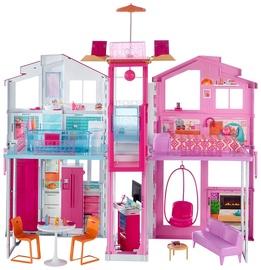 Mattel Barbie 3-Storey Townhouse Playset DLY32