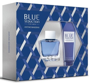 Antonio Banderas Blue Seduction 100ml EDT + 75ml Aftershave Balm 2019