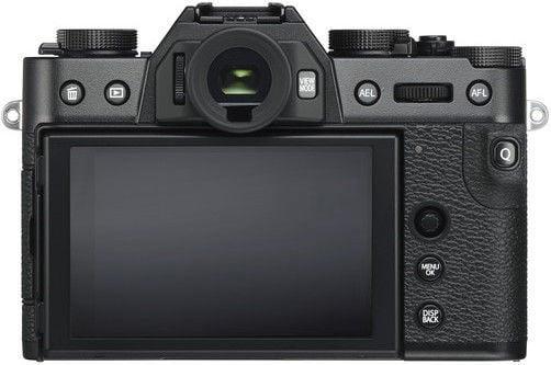 Fujifilm X-T30 + XC 15-45mm 3.5-5.6 OIS PZ Black
