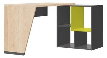 Письменный стол Szynaka Meble Wow 07 Oak/Green