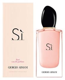 Parfüümid Giorgio Armani Si Fiori, 50ml EDP