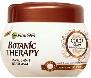 Juuksemask Garnier Botanic Therapy Coconut Milk, 300 ml