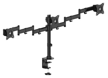 """Multibrackets LCD/LED Deskmount 15 - 27"""" Black"""