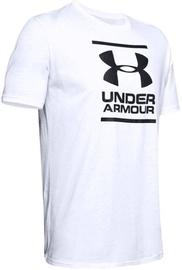 Under Armour GL Foundation T-Shirt 1326849-100 White XXL
