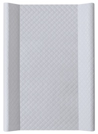 Ceba Baby Caro Hard Changing Mat 50x70cm Grey