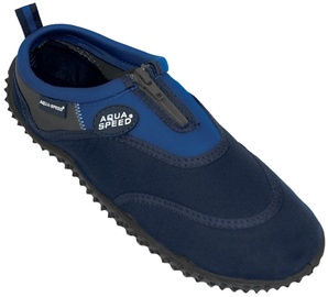 Aqua Speed 4 Navy Blue 40