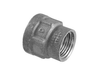 "TDM Brass 600.75/215N Adapter V/V 3/4""x1/2"" Silver"