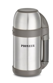 Grunwerg Pioneer Outdoor Flask 1l Stainless Steel