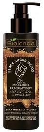 Bielenda Black Sugar Detox Micellar Cleansing Gel 200ml