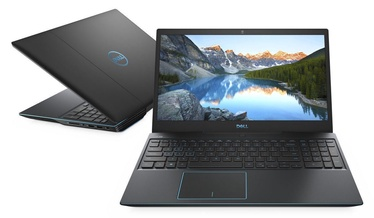 """Sülearvuti Dell G3 15 3500-4169 Black PL Intel® Core™ i5, 8GB/512GB, 15.6"""""""