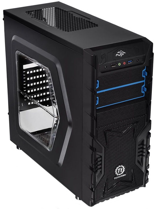Thermaltake Versa H23 With Window CA-1B1-00M1WN-01
