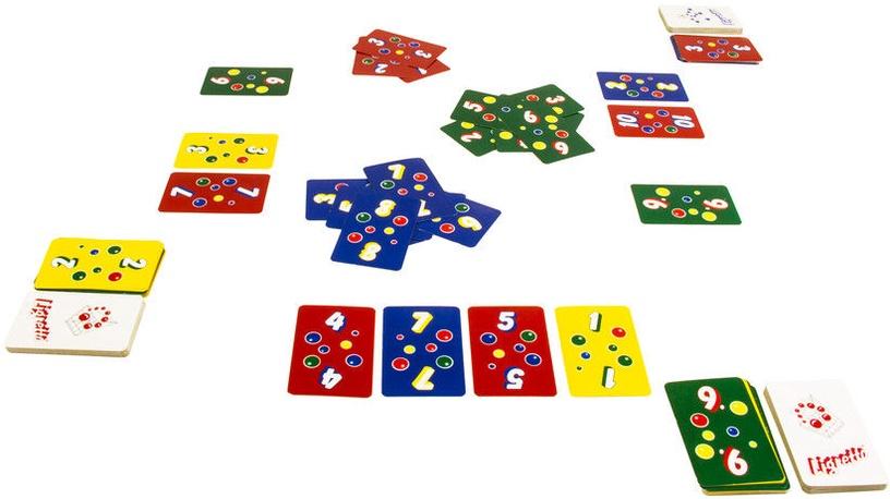 Brain Games Ligretto Red Edition