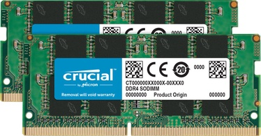 Crucial 16GB 2666MHz CL19 DDR4 KIT OF 2 CT2K8G4SFRA266