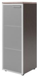 Skyland Xten Office Cabinet XMC 42.7 Left Sonoma Oak/Legno Dark