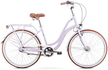 """Велосипед Romet Pop Art 2021, фиолетовый, 19"""", 26″"""