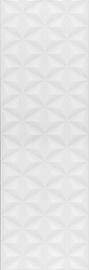 Kerama Marazzi Diagonal Wall Tiles 25x75cm White
