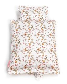 SmallStuff Doll Bedding Set Multi Butterfly