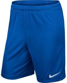 Nike Junior Shorts Park II Knit NB 725988 463 Blue XL