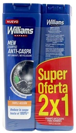 Šampoon Williams Triple Action, 500 ml