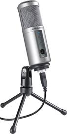 Audio-Technica Cardoid Condenser USB Microphone ATR2500-USB