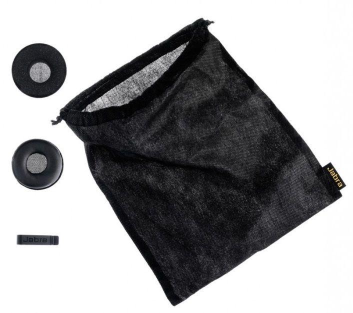 Kõrvaklapid Jabra Biz 2300 Duo QD Black