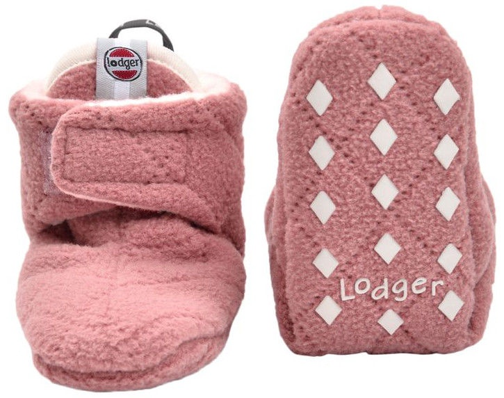 Lodger Slipper Fleece Plush 6-12m