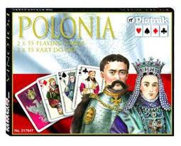 Lauamäng Piatnik Lux Cards Polonia