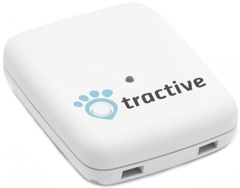 Tractive GPS Pet Tracking Device White