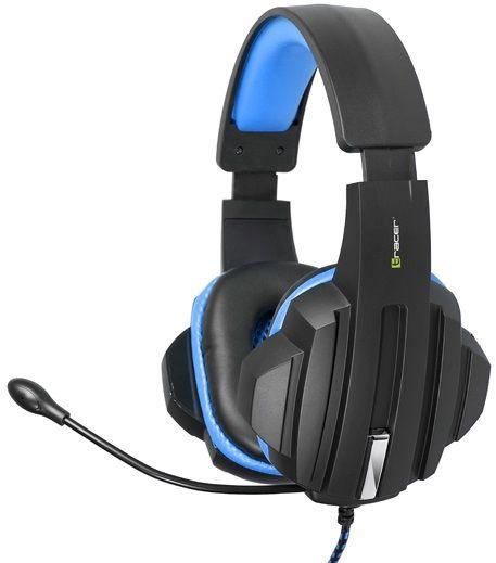 Tracer Expert Headset Blue