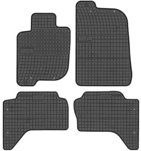 Frogum Mitsubishi L200 2006 Rubber Floor Mats
