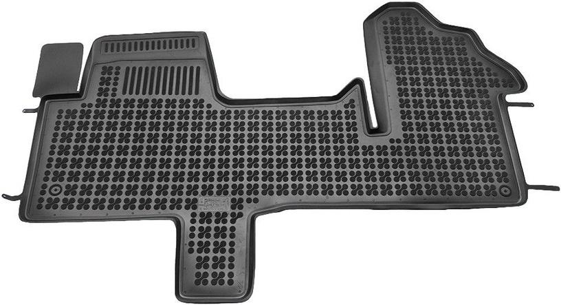 REZAW-PLAST Renault Master III 2010 Front Rubber Floor Mats