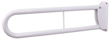 Käetugi tualettruumi, 76 cm, valge