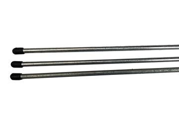 Pingutusvarras, 6x1050 mm, tsingitud