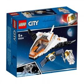 Lego Blocks City Satellite mission 60224