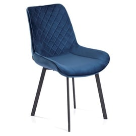 Homede Kemble Chairs 4pcs Navy