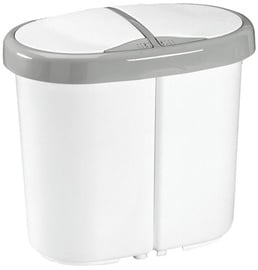 Meliconi Multispace Waste Bin White 25l