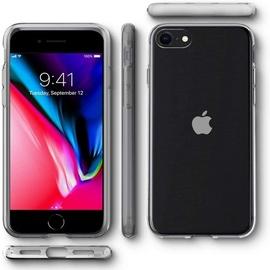 Spigen Liquid Crystal Back Case For Apple iPhone 7/8/SE 2020 Transparent