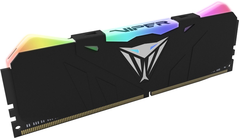 Patriot Viper RGB DDR4 Black 16GB 3000MHz CL15 DDR4 KIT OF 2 PVR416G300C5K