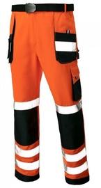 Art.Master Flash Work Trousers Orange 62