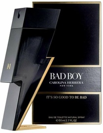 Carolina Herrera Bad Boy 50ml EDP