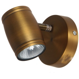 Rapo Wall Lamp GU10 40W Antique Brass