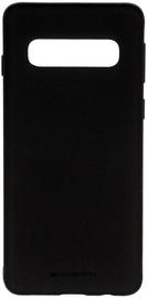 Mercury Soft Surface Matte Back Case For Samsung Galaxy S10e Plus Black